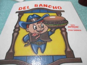 Del Rancho Steak Sandwich