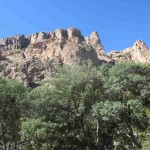 Cave Creek Canyon Big Rocks