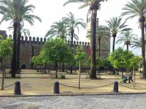Alcazar Cordoba Spain