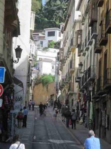 Granada Side Street