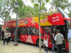 HOHO Bus Seville Spain