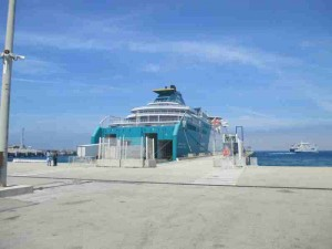 Ferry Algeciras Tangier Med