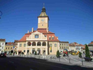 Council House Brasov Romania