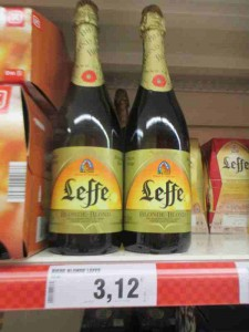 Nicely Priced Leffe Nice France