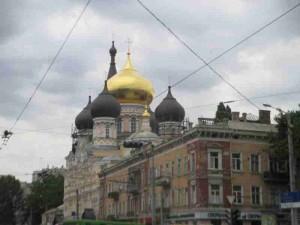 Odessa Ukraine Church