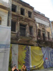 Restoring Old Buildings Bucharest