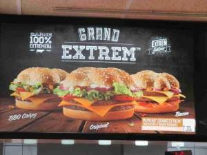 Spanish Ten Dollar Burger