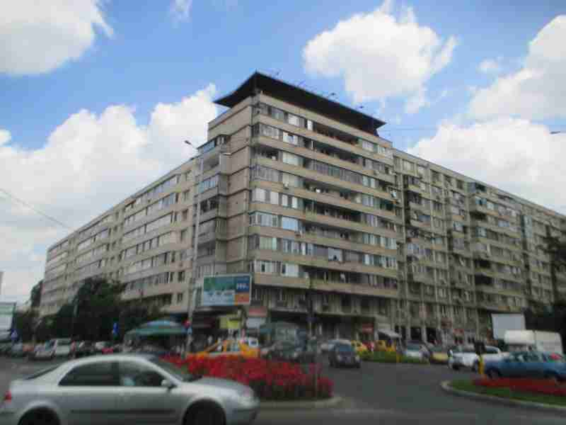 communist era apartments bucharest romania rolling okie